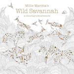 Millie Marotta's Wild Savannah (Colouring Books)