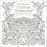 Millie Marotta's Curious Creatures (Colouring Books, nr. 4)