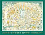 Adam Dant's Maps of London and Beyond