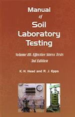 Manual of Soil Laboratory Testing