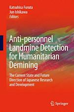 Anti-personnel Landmine Detection for Humanitarian Demining
