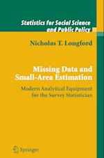 Missing Data and Small-Area Estimation (Statistics for Social and Behavioral Sciences)