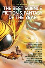 Best Science Fiction and Fantasy of the Year, Volume Nine