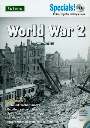 Secondary Specials! +CD: History - World War 2
