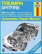 Triumph Spitfire, 1962-1981 (Haynes Triumph Spitfire Owners Workshop Manual, nr. 113)