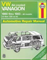 VW Vanagon (Air-Cooled), 1980-1983 af John S. Mead, John Haynes