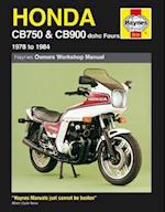 Honda CB750 and CB900 Fours 749cc, 901cc, 1978-84 Owner's Workshop Manual (Motorcycle Manuals)