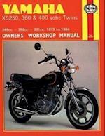 Yamaha XS250, 360 and 400 Twins 1975-84 Owner's Workshop Manual af Mansur Darlington