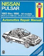 Nissan Pulsar 1983-86 1488cc and 1599cc Owner's Workshop Manual