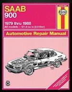 Saab 900 1979-88 Owner's Workshop Manual