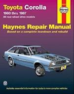 Toyota Corolla (RWD) 1980-87 Automotive Repair Manual (Haynes Automotive Repair Manuals)