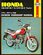 Honda CB/CD125T and CM125C Twins 1977-88 Owner's Workshop Manual (Motorcycle Manuals)