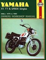 Yamaha XT, TT and SR500 Singles 1975-83 Owner's Workshop Manual (Motorcycle Manuals)