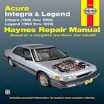 Acura Legend and Integra Automotive Repair Manual (Haynes Automotive Repair Manuals)