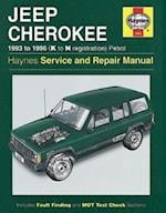 Jeep Cherokee Service and Repair Manual (Haynes Owners Workshop Manuals)