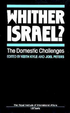 Whither Israel?