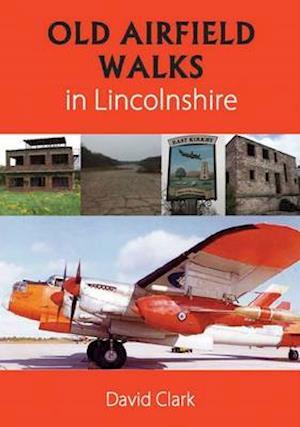 Bog, paperback Old Airfield Walks af David Clark