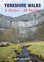 Yorkshire Walks 6 Dales  -  30 Walks
