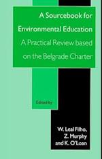 A Sourcebook for Environmental Education af Walter Leal Filho