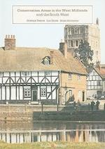 Conservation Areas in the West Midlands & South West (Conservation Areas of England, nr. 2)