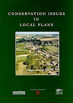 Conservation Issues in Local Plans