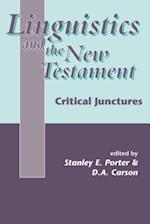 Linguistics and the New Testament af Stanley E. Porter