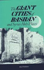 Giant Cities of Bashan