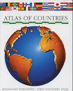 Atlas of Countries af Donald Grant