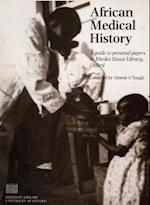 African Medical History