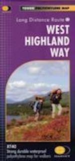 West Highland Way XT40 (Route Map S)