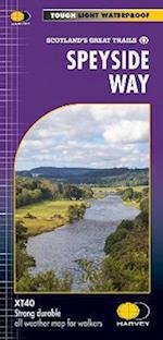 Speyside Way XT40 (Harvey National Trails XT40)