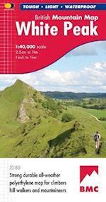 White Peak (British Mountain Map)