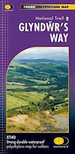 Glyndwr's Way  XT40 (Route Map S)