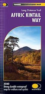 Affric Kintail Way XT40 (Route Map S)