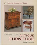 Starting to Collect Antique Furniture af John Andrews
