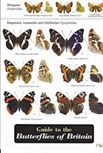 Guide to the Butterflies of Britain (Field Studies Council Occasional Publications S, nr. 48)