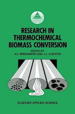 Research in Thermochemical Biomass Conversion