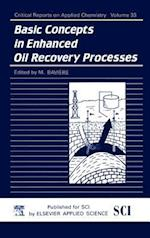 Basic Concepts in Enhanced Oil Recovery Processes (Critical Reports on Applied Chemistry (CRAC), nr. 33)
