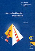 Succession Planning Demystified (IES Reports, nr. 372)