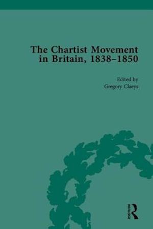 Chartist Movement in Britain, 1838-1856