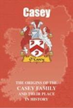 Casey (Irish Clan Mini book)