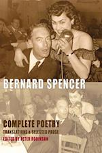 Complete Poetry, Translations and Selected Prose