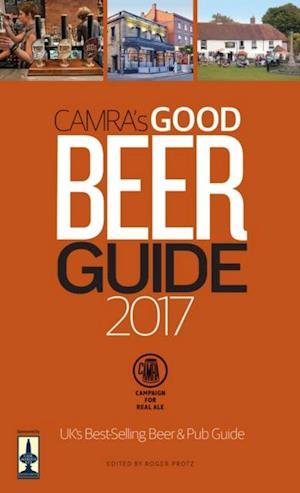 Camra's Good Beer Guide af Roger Protz