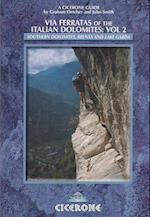 Via Ferratas of the Italian Dolomites: Vol 2 af John Smith, Graham Fletcher