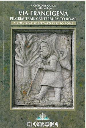 Bog paperback The Via Francigena Canterbury to Rome - Part 2 af Alison Raju