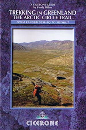 Bog paperback Trekking in Greenland af Paddy Dillon