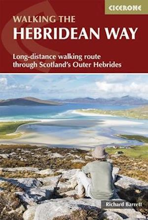 Bog, paperback The Hebridean Way af Richard Barrett