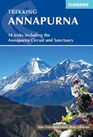 Bog, paperback Annapurna af Sian Pritchard-Jones