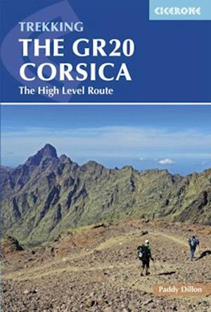 Bog paperback The GR20 Corsica af Paddy Dillon
