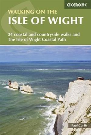 Bog, paperback Walking on the Isle of Wight af Paul Curtis